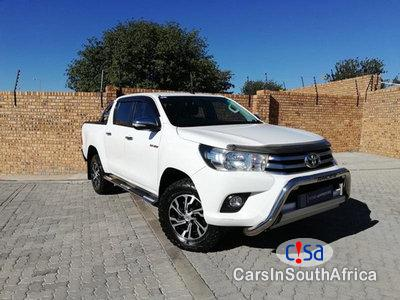 Picture of Toyota Hilux 2.8GD-6 RAIDER RB 4x4 DOUBLE CAB AUTO BAKKIE Automatic 2017
