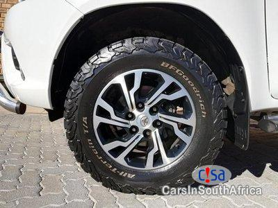 Picture of Toyota Hilux 2.8GD-6 RAIDER RB 4x4 DOUBLE CAB AUTO BAKKIE Automatic 2017 in South Africa