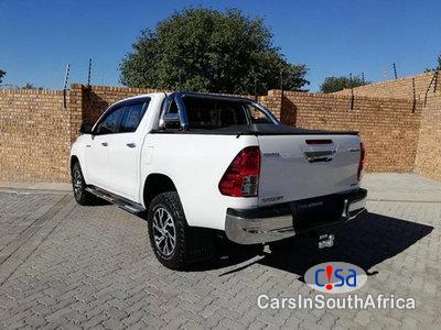 Toyota Hilux 2.8GD-6 RAIDER RB 4x4 DOUBLE CAB AUTO BAKKIE Automatic 2017 in Northern Cape - image
