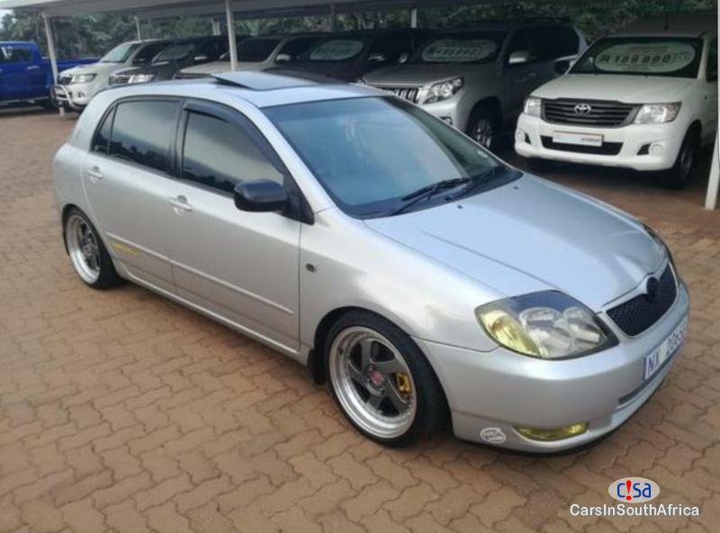 Picture of Toyota Runx 1.8 Manual 2008