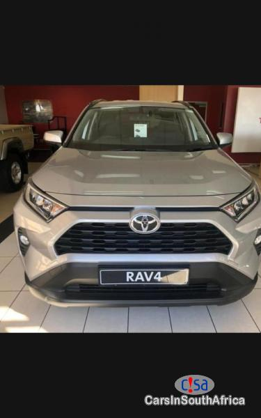 Picture of Toyota RAV-4 Automatic 2018