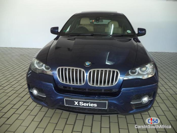 Picture of BMW X6 Automatic 2009
