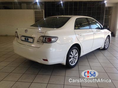 Picture of Toyota Corolla 1.3 Manual 2012 in Free State