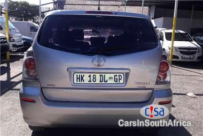 Picture of Toyota Verso 1.6 Manual 2009 in Free State