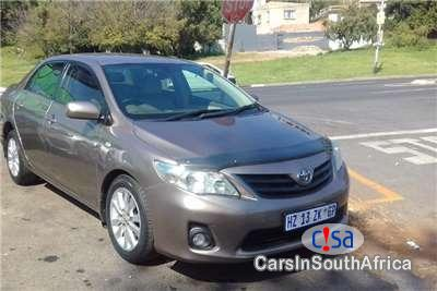Picture of Toyota Corolla 1.6 Manual 2009 in Free State