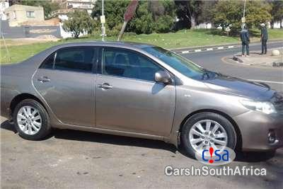 Picture of Toyota Corolla 1.6 Manual 2009 in South Africa