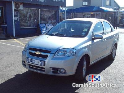 Picture of Chevrolet Aveo 1.6 Manual 2014