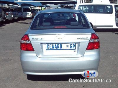 Chevrolet Aveo 1.6 Manual 2014 in South Africa