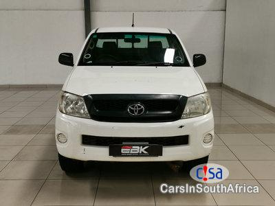 Picture of Toyota Hilux 2.5 Manual 2008