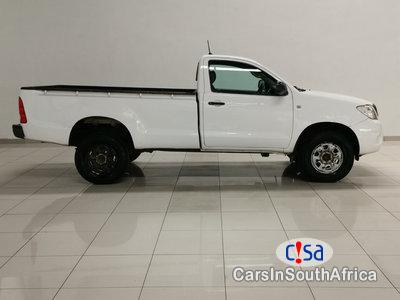 Picture of Toyota Hilux 2.5 Manual 2008 in Mpumalanga