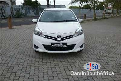 Picture of Toyota Yaris 1.0 Manual 2013 in North West