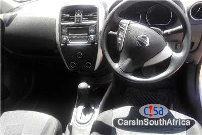 Nissan Almera 1.5 Automatic 2017 in South Africa