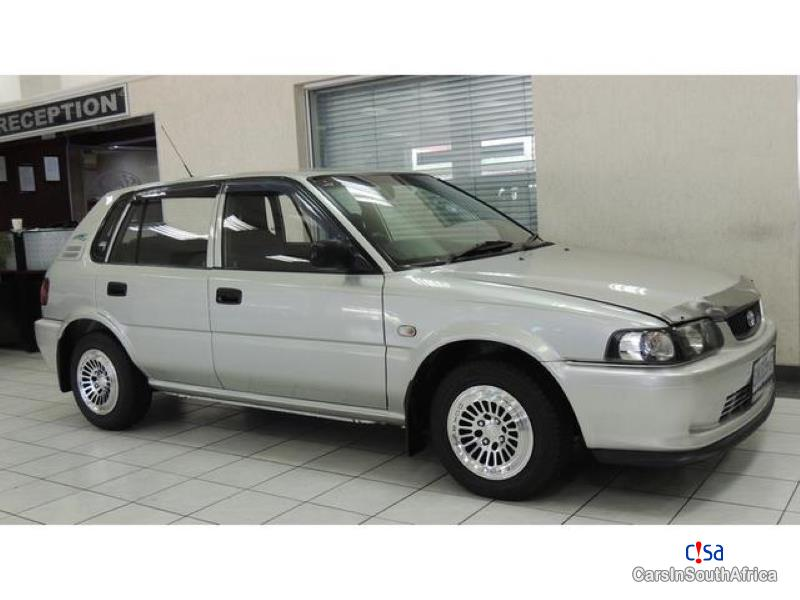 Picture of Toyota Tazz 1.3 Manual 2008