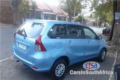 Picture of Toyota Avanza 1.5 Manual 2014 in Gauteng