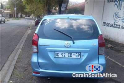 Picture of Toyota Avanza 1.5 Manual 2014 in South Africa
