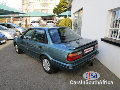 Toyota Corolla 1.6 Manual 2003 in South Africa