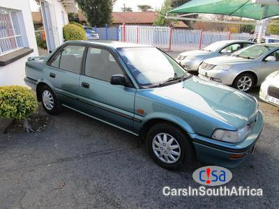 Picture of Toyota Corolla 1.6 Manual 2003 in South Africa