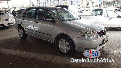 Pictures of Toyota Corolla 1.6 Manual 2004