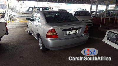 Toyota Corolla 1.6 Manual 2004 in South Africa