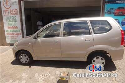 Picture of Toyota Avanza 1.5 Manual 2008