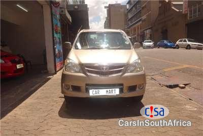 Toyota Avanza 1.5 Manual 2008 in South Africa - image