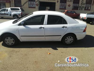 Picture of Toyota Corolla 1.4 Manual 2008
