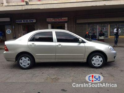 Picture of Toyota Corolla 1.4 Manual 2007