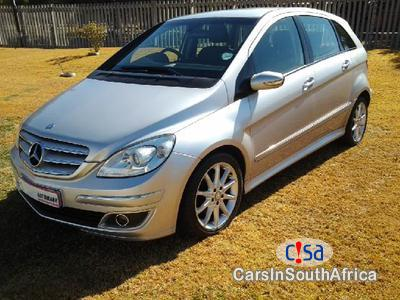 Picture of Mercedes Benz B-Class 2.0 Manual 2008