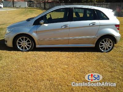 Picture of Mercedes Benz B-Class 2.0 Manual 2008 in South Africa