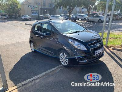 Pictures of Chevrolet Spark 1.2 Manual 2014