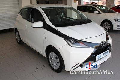 Picture of Toyota Aygo 1.0 Manual 2017