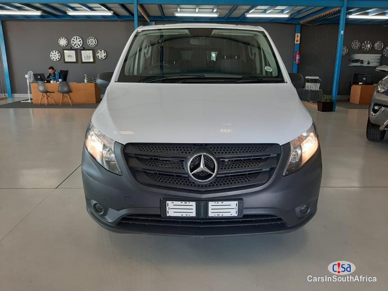 Mercedes Benz Vito Automatic 2016