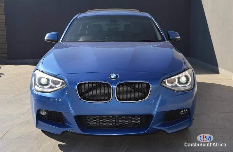 Picture of BMW 1-Series 2.0L Automatic 2014