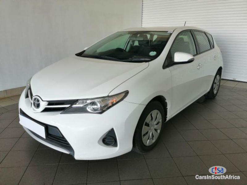 Picture of Toyota Auris 1.3 X Manual 2013