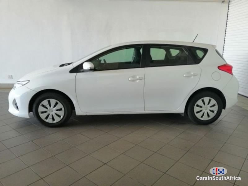 Toyota Auris 1.3 X Manual 2013