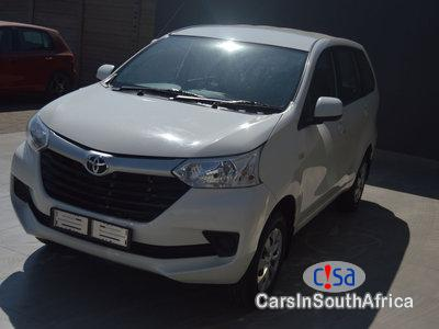 Picture of Toyota Avanza 1.3 Manual 2018