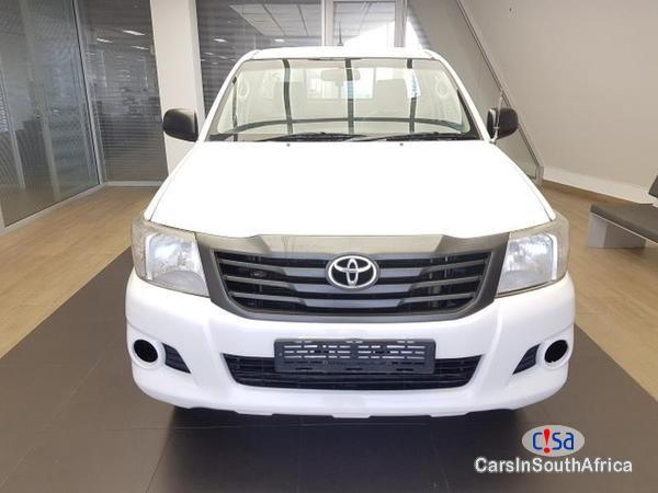 Toyota Hilux Manual 2013