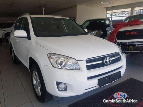 Picture of Toyota RAV-4 Manual 2011