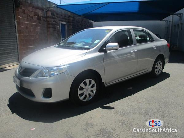 Pictures of Toyota Corolla Manual 2011