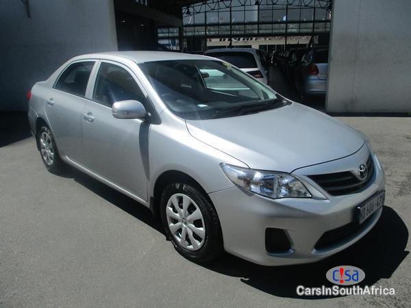 Toyota Corolla Manual 2011