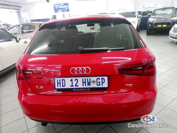 Audi A3 Automatic 2014 in South Africa