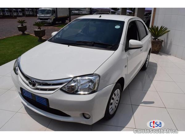 Toyota Etios Manual 2015