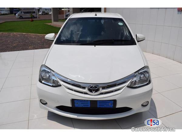 Toyota Etios Manual 2015 in Free State