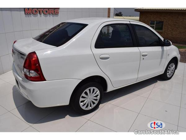 Toyota Etios Manual 2015 in South Africa