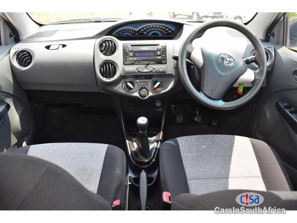 Picture of Toyota Etios Manual 2015 in South Africa