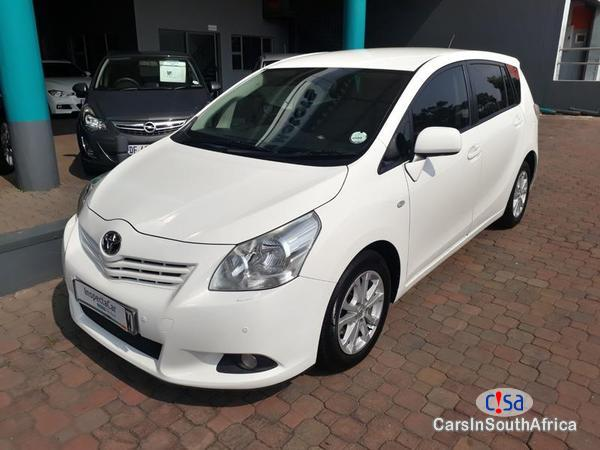 Picture of Toyota Verso Manual 2012