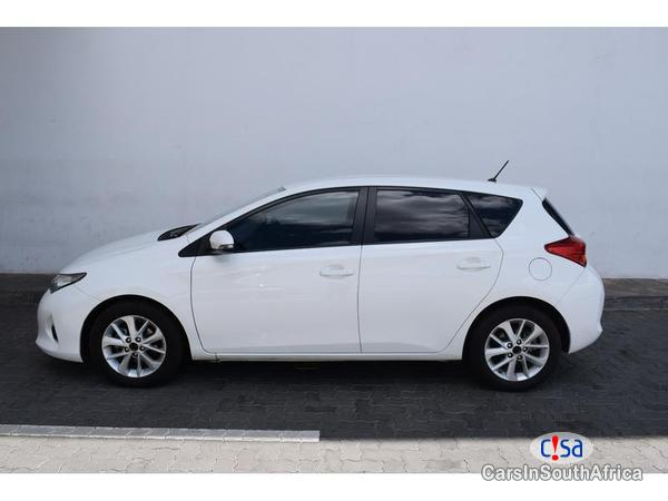Picture of Toyota Auris 1.6xs Manual 2015