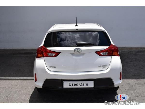 Toyota Auris 1.6xs Manual 2015 in South Africa