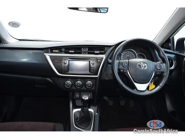 Picture of Toyota Auris 1.6xs Manual 2015 in Mpumalanga