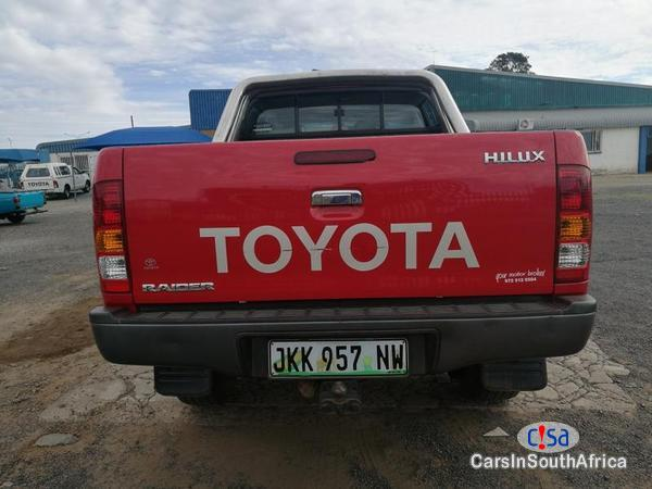 Picture of Toyota Hilux 3.0 D-4d Manual 2007 in Mpumalanga